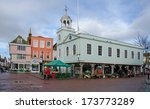 faversham. kent  uk   jan 28 ... | Shutterstock . vector #173773289