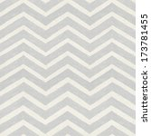 seamless hand drawn chevron... | Shutterstock . vector #173781455