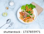 Yam Wun Sen  Glass Noodle Spic...