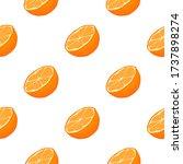 illustration on theme big... | Shutterstock .eps vector #1737898274