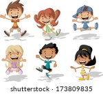 blonde,boy,brunet,cartoon,character,children,colorful,comic,face,friends,funny,girl,happy,illustration,individuality