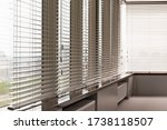 Aluminum Blinds. Made From...
