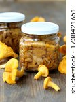 Canned Chanterelle Mushrooms I...