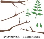 The Branches And Leaves Are...