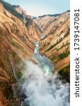 Yellowstone River  Brink Of...