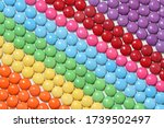 Colorful And Sweet Smarties...