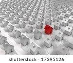 Mortage 3d House Concept....