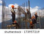 sochi  russia   june 18  2012 ... | Shutterstock . vector #173957219