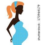 Beautiful Pregnant Woman...