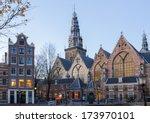 View Of Oude Kerk  Old Church ...