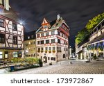 nuremberg  germany at the... | Shutterstock . vector #173972867