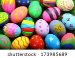 Small photo of Easter Eggs