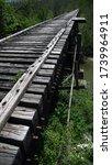 Monon High Bridge in Carrol County near Delphi Indiana
