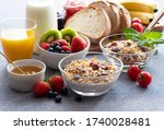Images Of A Sumptuous Breakfast ...