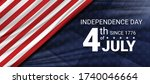 4th of july independence day of ... | Shutterstock .eps vector #1740046664