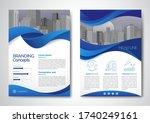 template vector design for... | Shutterstock .eps vector #1740249161