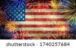 Festive Fireworks On The...