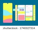 creative ui  ux  gui screens...