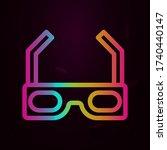 cinema 3d vintage glasses nolan ...