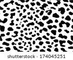 Dalmatian Dog Seamless Pattern  ...