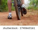 Mountain Bike Rear Wheel And...