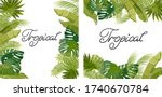 set of illustrations with...   Shutterstock .eps vector #1740670784
