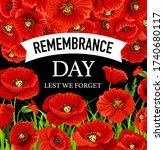 Remembrance Day November 11...