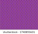seamless vector pattern of... | Shutterstock .eps vector #1740853631