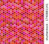 seamless vector pattern of... | Shutterstock .eps vector #1740881141
