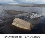 lakeside promenade | Shutterstock . vector #174093509