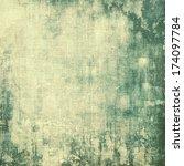 grunge texture | Shutterstock . vector #174097784
