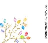 valentine s day background   Shutterstock . vector #174099251