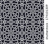 seamless pattern similar to the ... | Shutterstock .eps vector #174101309