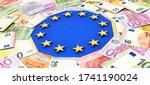 3d Illustration  European Union ...