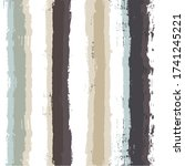 stripe pattern  coffee brown...   Shutterstock .eps vector #1741245221
