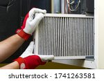 Replacing The Filter In The...