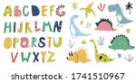 vector hand drawn colored... | Shutterstock .eps vector #1741510967