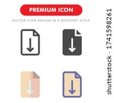 download icon pack isolated on...