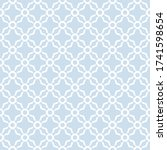 abstract geometric seamless...   Shutterstock . vector #1741598654