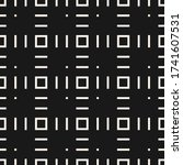 vector minimalist geometric...   Shutterstock .eps vector #1741607531