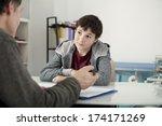 child psychology | Shutterstock . vector #174171269