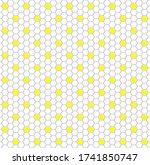 seamless vector pattern of... | Shutterstock .eps vector #1741850747