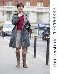 breathlessness | Shutterstock . vector #174194447