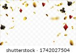 vip poker luxury vip invitation ...   Shutterstock .eps vector #1742027504