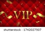 vip poker luxury vip invitation ...   Shutterstock .eps vector #1742027507