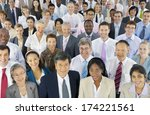 business people | Shutterstock . vector #174221561