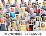 social media | Shutterstock . vector #174222101