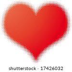 heart  dots design series