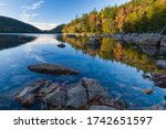 Autumn At Jordan Pond In Acadi...