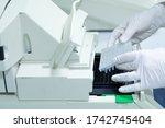 Researcher Or Scientific...